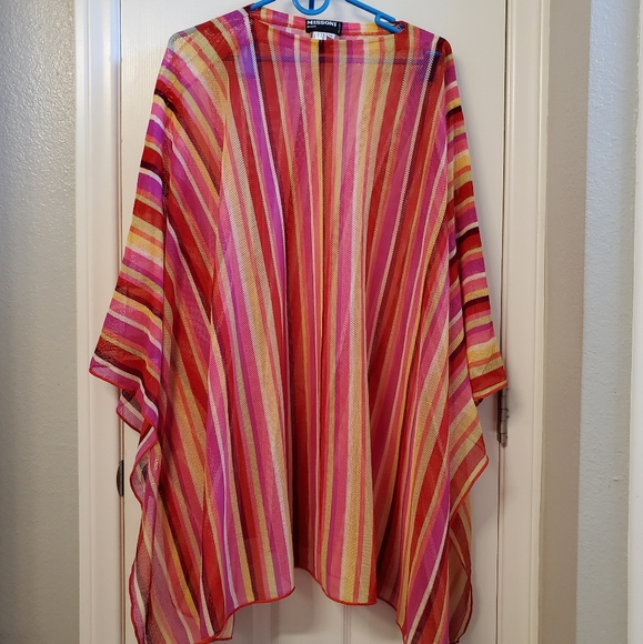 Missoni Mare Cover Up Size 46/ Large